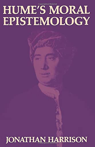 9780198750376: Hume's Moral Epistemology