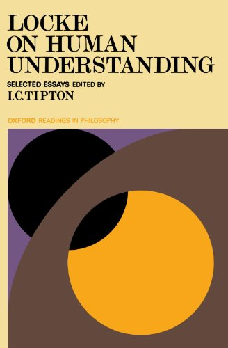 9780198750390: Locke On Human Understanding (Oxford Readings In Philosophy): Selected Essays