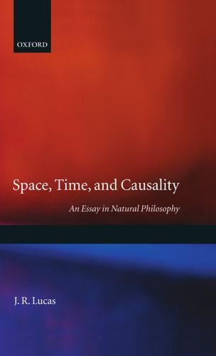 9780198750574: Space, Time and Causality: An Essay in Natural Philosophy