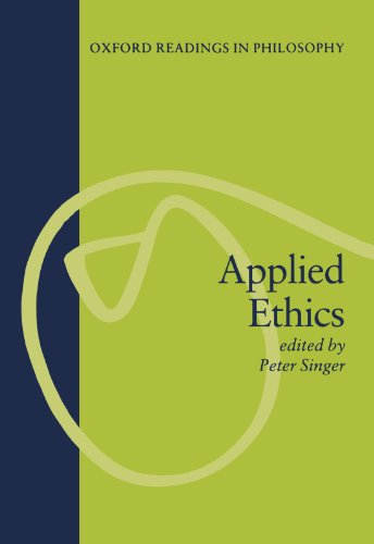9780198750673: Applied Ethics (Oxford Readings in Philosophy)