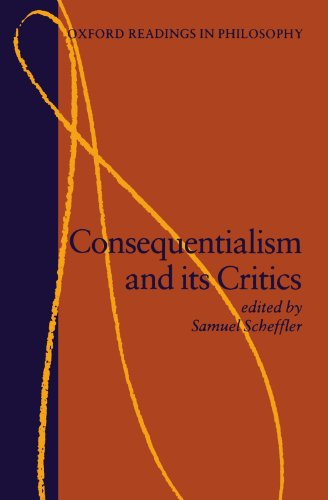 9780198750734: Consequentialism and Its Critics (Oxford Readings in Philosophy)