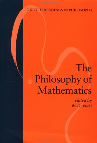 9780198751199: The Philosophy of Mathematics (Oxford Readings in Philosophy)