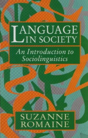 9780198751342: Language in Society: An Introduction to Sociolinguistics