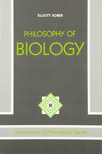 philosophy of biology sober pdf