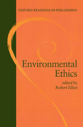9780198751441: Environmental Ethics (Oxford Readings in Philosophy)