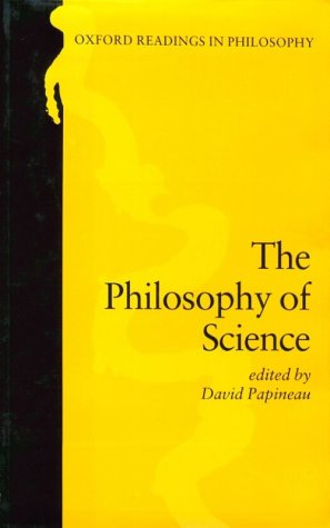 9780198751649: The Philosophy of Science (Oxford Readings in Philosophy)