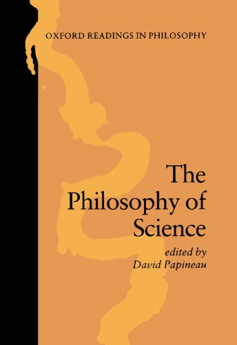 9780198751656: The Philosophy of Science (Oxford Readings in Philosophy)