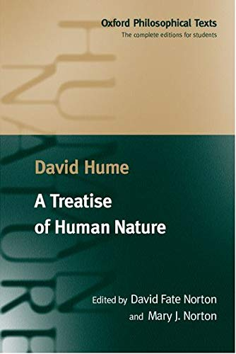 9780198751724: A Treatise of Human Nature (Oxford Philosophical Texts)