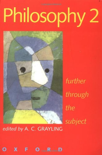 9780198751786: Philosophy 2: Further Through the Subject: Further Through the Subject Vol 2