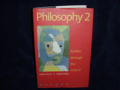 9780198751793: Philosophy: Further Through the Subject v.2: Further Through the Subject Vol 2