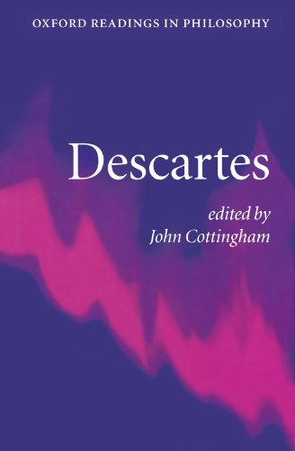 9780198751823: Descartes (Oxford Readings in Philosophy)