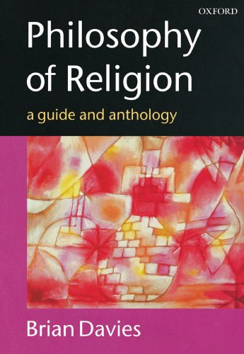 9780198751946: Philosophy of Religion: A Guide and Anthology