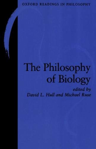 9780198752127: The Philosophy of Biology (Oxford Readings in Philosophy)