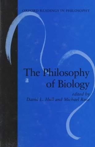 9780198752134: The Philosophy of Biology (Oxford Readings in Philosophy)