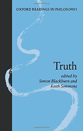 9780198752509: Truth (Oxford Readings in Philosophy)