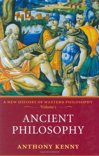 9780198752738: Ancient Philosophy: A New History of Western Philosophy, Volume 1