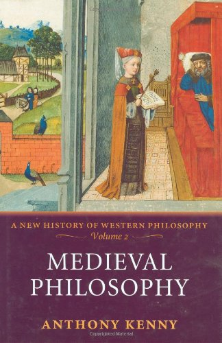 Medieval Philosophy: A New History of Western Philosophy Volume 2 (9780198752752) by Anthony Kenny