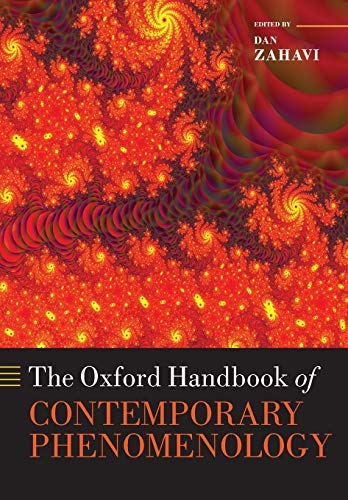 9780198753025: The Oxford Handbook of Contemporary Phenomenology