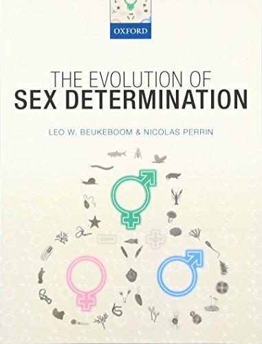 9780198753674: The Evolution of Sex Determination