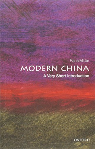 9780198753704: Modern China: A Very Short Introduction (Very Short Introductions)