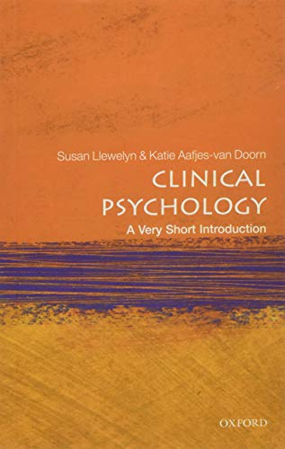 9780198753896: Clinical Psychology: A Very Short Introduction (Very Short Introductions)