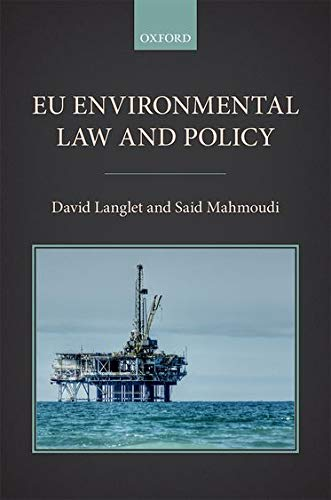 9780198753933: EU Environmental Law and Policy