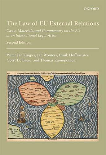 The Law of Eu External Relations: Cases,: Kuijper, Pieter Jan/