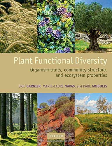 9780198757368: Plant Functional Diversity: Organism traits, community structure, and ecosystem properties