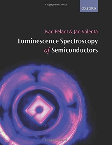 9780198757542: Luminescence Spectroscopy of Semiconductors