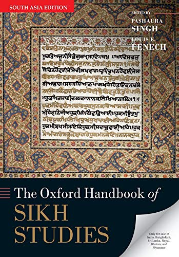9780198758983: THE OXFORD HANDBOOK OF SIKH STUDIES