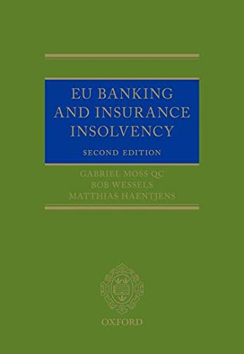 9780198759393: EU Banking and Insurance Insolvency
