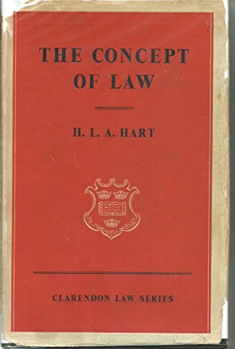 9780198760054: Concept of Law