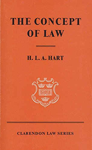 9780198760726: The Concept of Law