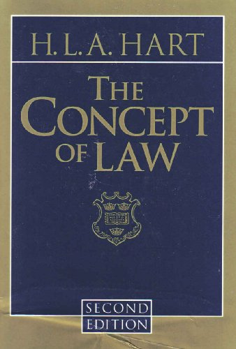 9780198761228: The Concept of Law (Clarendon Law S.)