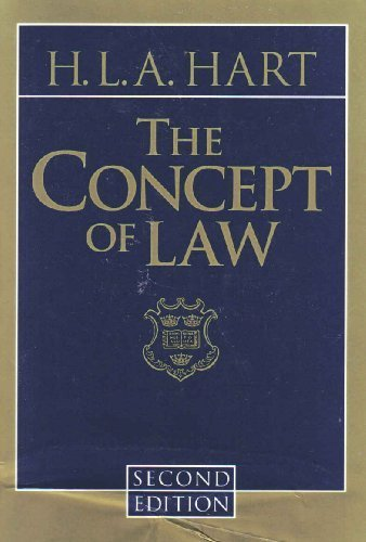 9780198761228: The Concept of Law (Clarendon Law Series)