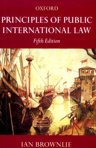 9780198762997: Principles of Public International Law