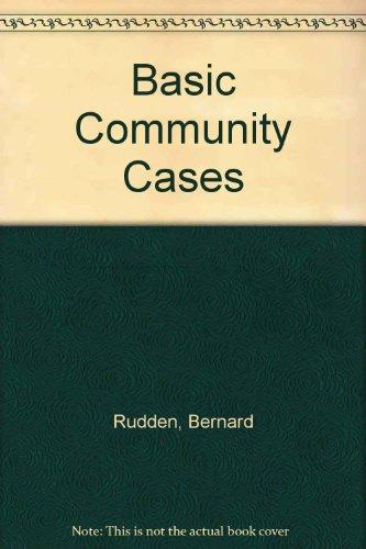 9780198764380: Basic Community Cases