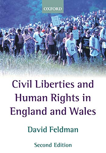 9780198765035: Civil Liberties and Human Rights in England and Wales