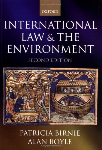9780198765530: International Law and the Environment