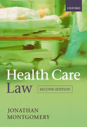 9780198765745: Health Care Law