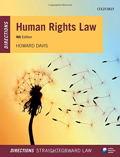 9780198765882: Human Rights Law Directions