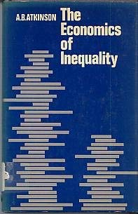 9780198770244: Economics of Inequality