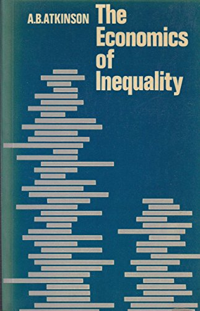 9780198770763: Economics of Inequality