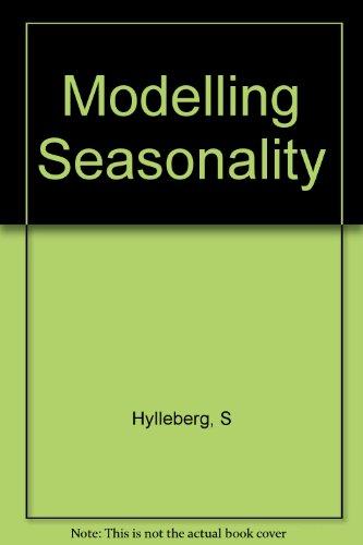 9780198773177: Modelling Seasonality
