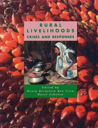 9780198773351: Rural Livelihoods: Crises and Responses