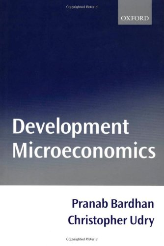9780198773702: Development Microeconomics