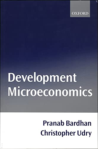 9780198773719: Development Microeconomics