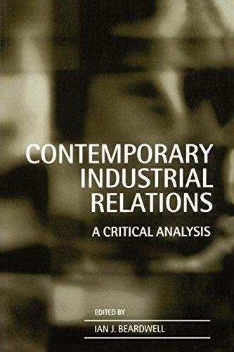 9780198773870: Contemporary Industrial Relations: A Critical Analysis