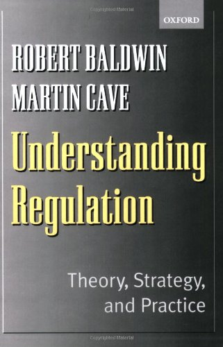 9780198774389: Understanding Regulation: Theory, Strategy, and Practice