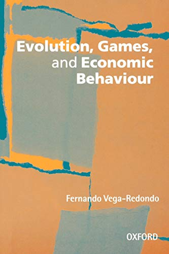 9780198774723: Evolution, Games, and Economic Behaviour